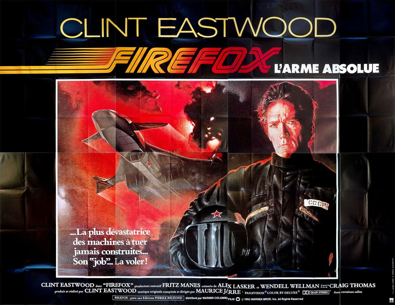 ผลการค้นหารูปภาพสำหรับ firefox film poster